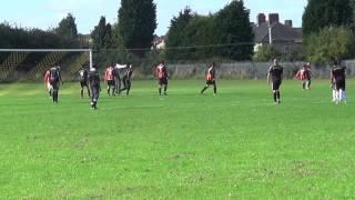 Saltley Stallions 2-0 Birmingham Tigers Highlights