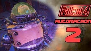 Прохождение Fallout 4 Automatron #2 - Робомозг
