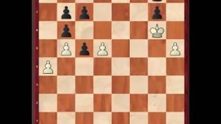 Шахматы. Прорыв в пешечном эндшпиле