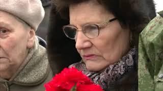 В Ярославле предали земле останки солдата Ивана Фурина