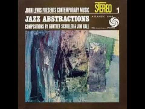 John Lewis - Jazz Abstractions (1961 Album)