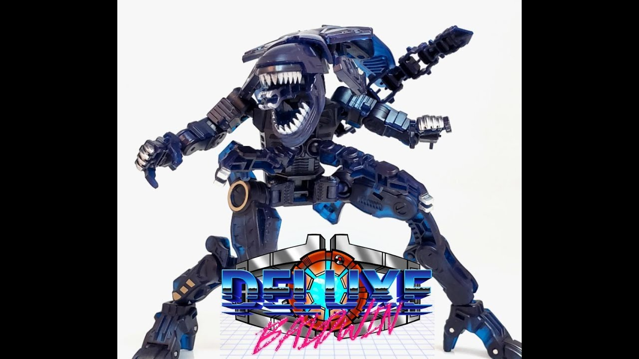 52Toys Megabox Alien Queen by Deluxe Baldwin