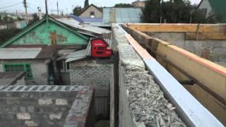 видео Черновой пол: предназначение, технология постройки в деревянном доме своими руками