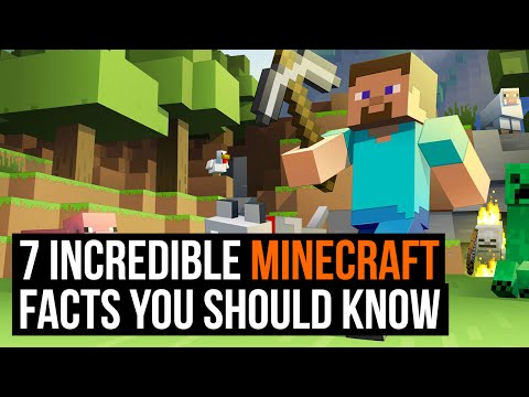 Top 7 Minecraft facts that'll blow your mind if you think