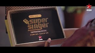 #StarMaaSuperSinger Coming Soon On Star Maa..Stay Tuned For Auditions!!!