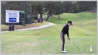 【ゴルフ】 申 ジエ スイング
