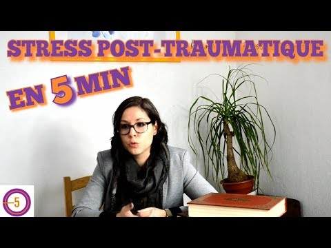 syndrome de stress post-traumatique irritabilité anxiété
