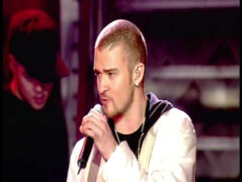 Cry Me A River + Like I Love You, Justin Timerlake (Brit Awards 2003)