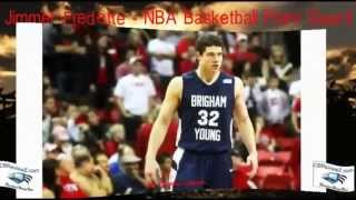 jimmer fredette nba basketball point guard 7 brigham young university byu 32
