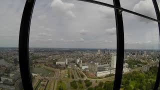 Euromast Tower Rotterdam 15-7-2017
