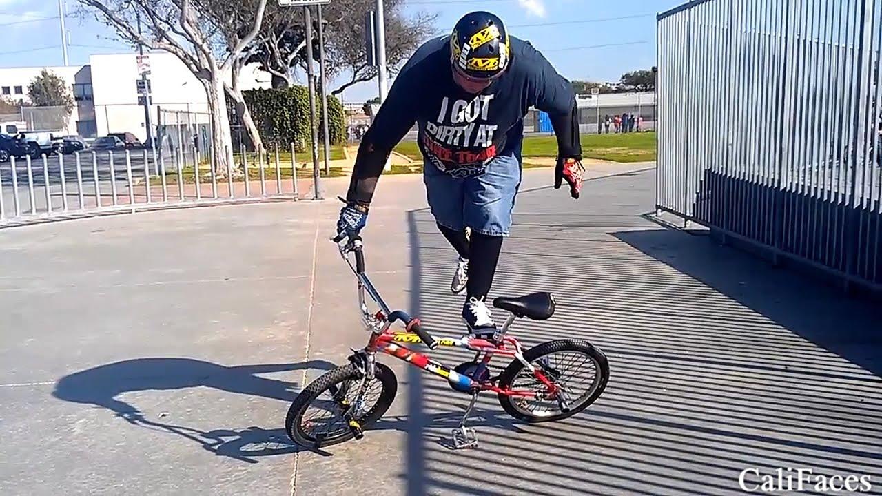 Vidéos Freestyle Équitation Bmx