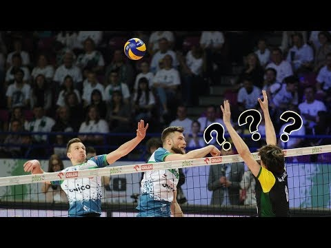 The Most Creative Volleyball Actions (HD)
