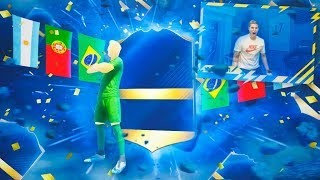 BRUTAL TOTS DE LA LIGA SANTANDER IN A PACK!! | FIFA 17