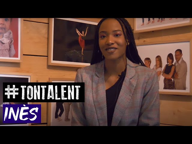 #tontalent - Interview d'Inès
