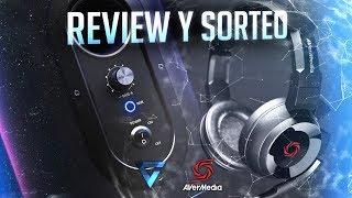 SORTEO y Review de las novedades en AUDIO de AVerMedia!! - Auriculares y Subwoofer!