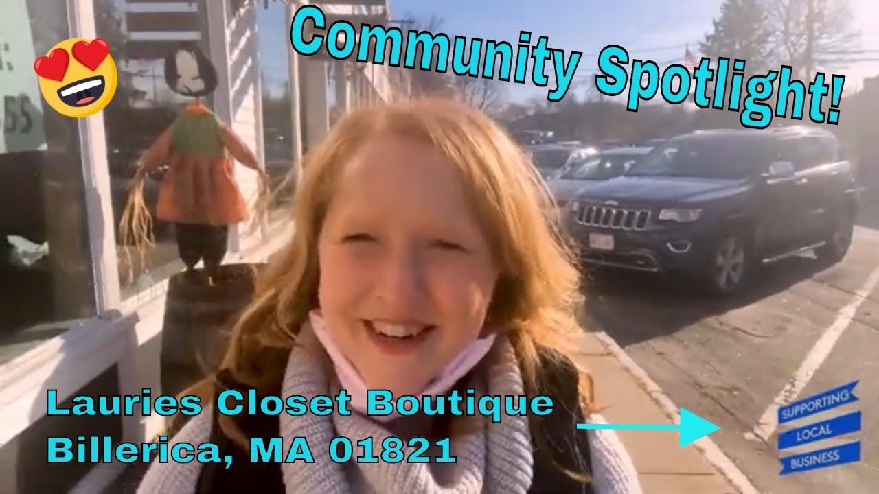 Laurie's Closet Boutique, Billerica, MA 01821