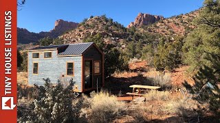 Tiny House In The Desert For S…