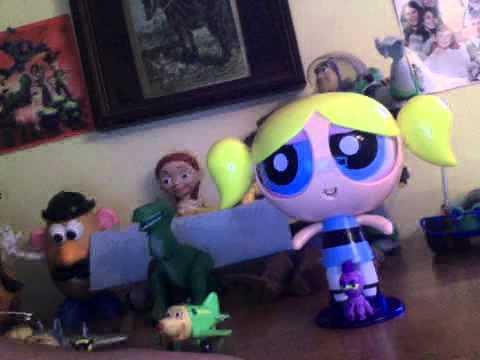 Powerpuff Girls Best Friends Magic Motion Toys Complete