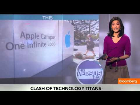 Apple Stock Feeling Pressure from Hedge Funds, Google