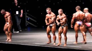 Posedown - Final - 2011 British Grand Prix - Class 202