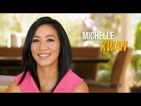 #IAm Michelle Kwan Story