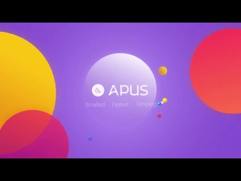APUS Launcher-Themes, Boost