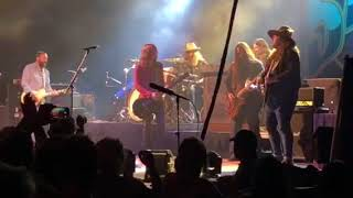 Blackberry Smoke Elizabeth Reed with Special guests Benji Shanks and Markus King. Summer Jam Macon