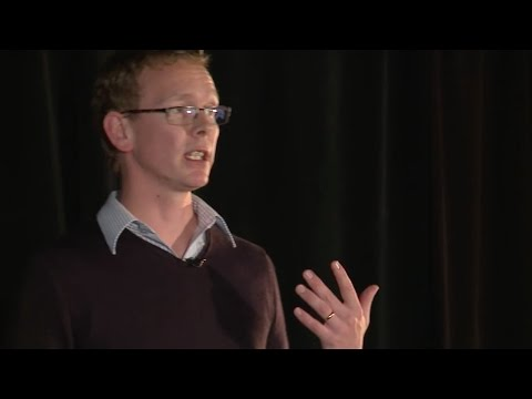 Disaster recovery -- a growth industry? Toby Russell at TEDxCU