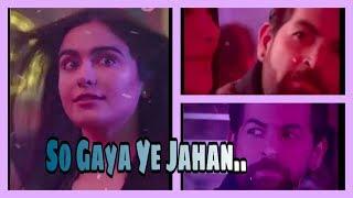 So Gaya Ye Jahan Status || Full Screen Status || Ultimate Mashups || PK Creations ||