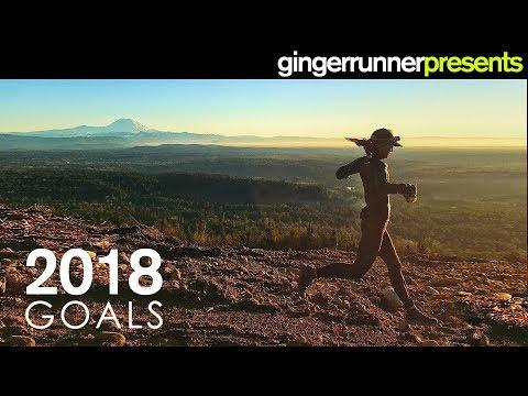MY 2018 GOALS | The Ginger Runner