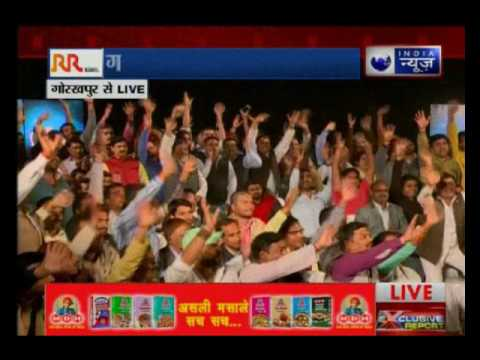 Kissa Kursi Ka with Deepak Chaurasia: What are the political issues in Gorakhpur?