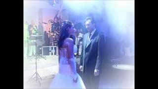 Чугунная свадьба Сережи и Сильвы Пикер