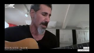 Serj Tankian - Question! by System of a Down (Artists for Artsakh: A Concert for Peace | 2020)