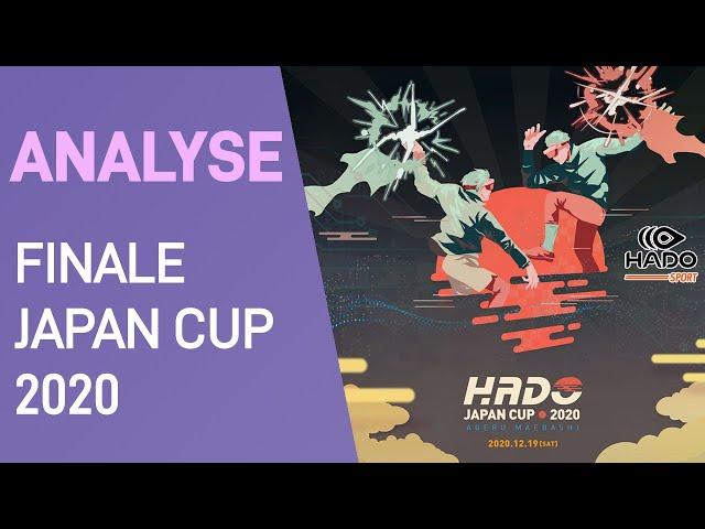 La Finale la plus SERRÉE de l'histoire du Hado (Japan Cup 2020)