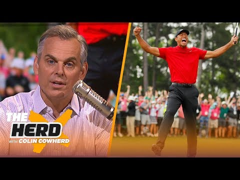 Tiger's Masters win & comeback showcased his unique ability to unite the country | GOLF | THE HERD