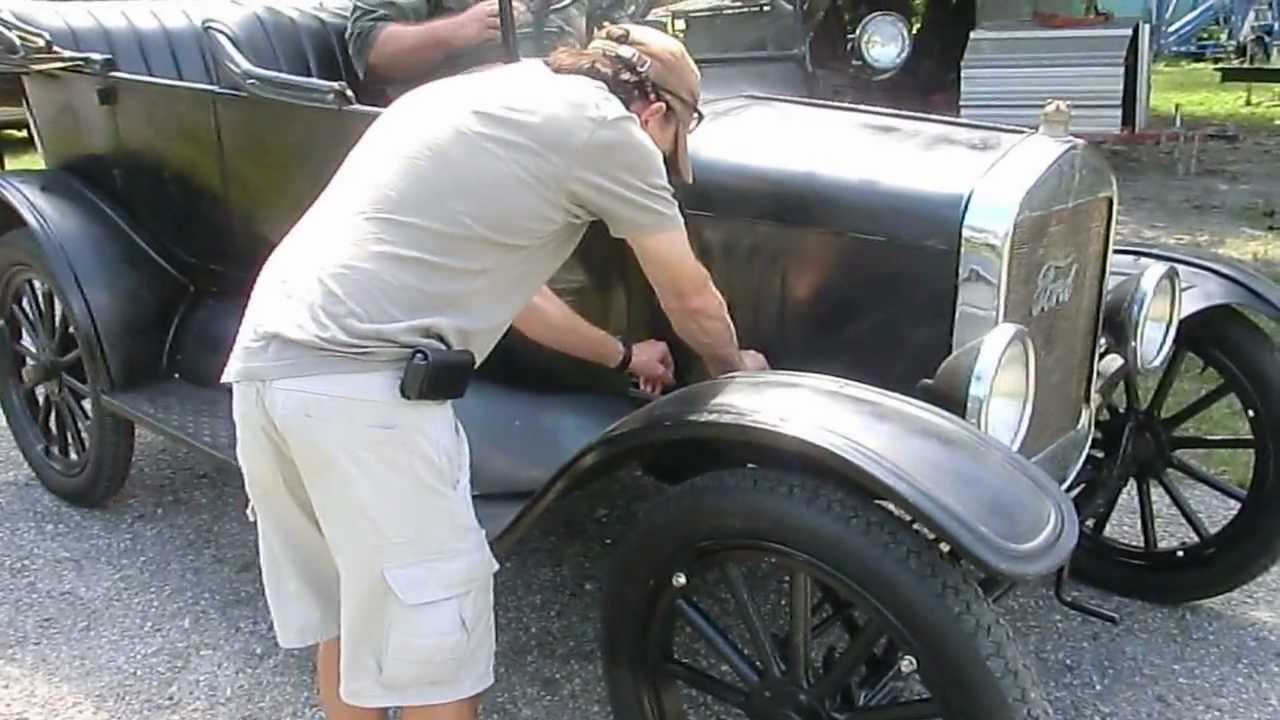 Ford Model T 1925 , Classic Car , Oldtimer, Collector Car