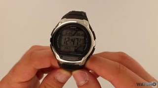 WatchO.co.uk - Casio Wave Ceptor Radio Controlled Watch WV-58U-1AVES | Unboxing & Close Look