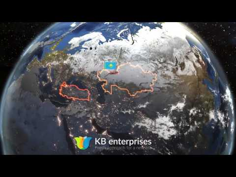 KB Enterprises 100MW Solar Park in Kazakhstan
