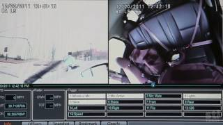 Police officer Jason Stockley, shoots and kills Anthony Lamar Smith in December of 2011 (DASH CAM)