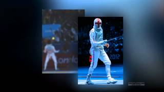 London 2012 Fencing Show