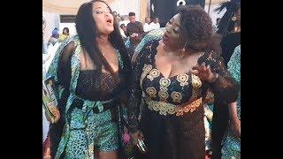 Watch Ayo Adesanya And Others Popular Yoruba Actress Dancing As Pasuma Performs