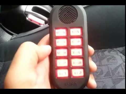 DaMeGa Ultimate 100 Watt siren w/ Mechanical tone  PA - YouTube
