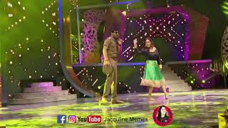Jacqueline awesome performance in vjtv