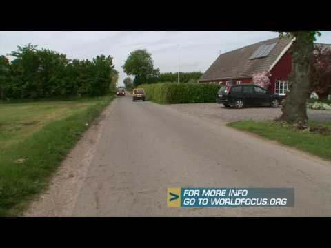 Island in Denmark produces more energy than it consumes