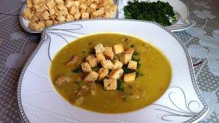 Гороховый Суп с Копчеными Ребрышками / Суп из Гороха / Pea Soup / Очень Вкусный Рецепт