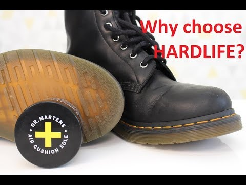 Why choose HARDLIFE? Dr Martens 1460 : Break In and Sizing
