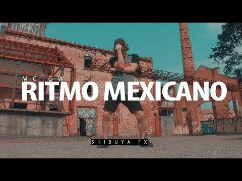 RITMO MEXICANO - MC GW I Coreógrafo Tiago Montalti