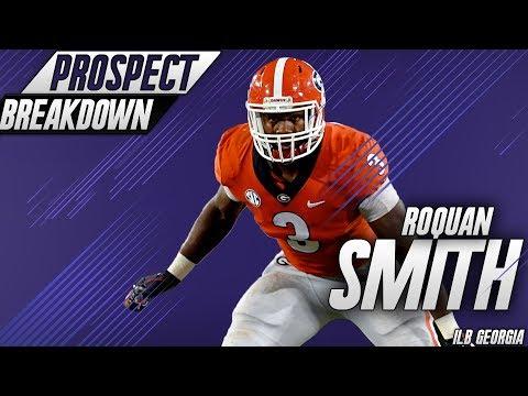 Roquan Smith | Georgia Linebacker | 2018 NFL Draft Prospect Breakdown