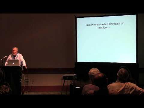 Keith Stanovich - E.L. Thorndike Career Achievement Award Speech (2013 APA Convention)