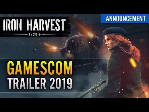 Iron Harvest Gamescom Trailer 2019